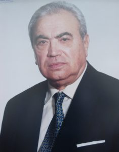 D. Antonio Díaz Curado